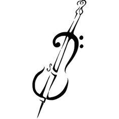 music tattoo | Tumblr ❤ liked on Polyvore