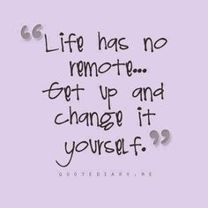 You must make the changes yourself...nobody will do it for you!  Join our Total Body Transformation to make your own  #transformubyshelly #personaltrainet #fitness