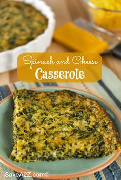 Spinach and cheese c