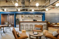 """WeWork, a global coworking startupthat leases out offices to other startups, freelancers and creatives and professionals, recently opened another coworking campus in Shanghai, China. """"WeWork Yunnan Lu 118 sits at a central part of Huangpu District, between People Square, and Huaihai Lu, just above subway line 8. Yunnan Lu is known as the street of … Continue reading A Tour of WeWork – Yunnan Lu →"""