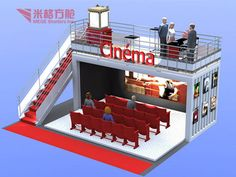Sam container cafe with hydraulic, View container cafe, megeshelters Product Details from MEGE Shelters Inc. on Alibaba.com
