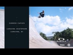 Curren Caples - In Transition - http://dailyskatetube.com/curren-caples-in-transition/ - https://www.youtube.com/watch?v=TwrBGLwGjdE Source: https://www.youtube.com/watch?v=TwrBGLwGjdE 10 new skaters, 10 new locations... In Transition is a tranny contest like no other. We picked 10 skaters to choose one location each—any location in the world—and film a full transition part. Curren Ca - caples, curren, transition