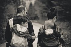 Mothering's babywearing photo contest: 'like' my photo to help me win a Moby prize pack