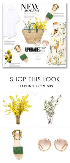 """""""My Mood Today"""" by lidia-solymosi ❤ liked on Polyvore featuring Amica, LSA International and Charlotte Olympia"""