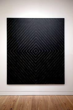 """Jill"" (1959). Credit 2015 Frank Stella/Artists Rights Society (ARS), New York; Hiroko"
