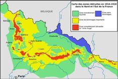 Francuska strefa śmierci, gdzie pierwsza wojna światowa do dziś zbiera śmiertelne żniwo