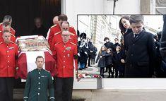 Tanskan prinssi Henrikin viimeinen matka alkoi - 12-vuotiaan pikkuprinssin haikeat jäähyväiset. 16.2.2018