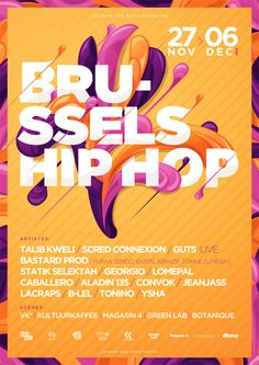 Brussels HIP HOP by French Toast
