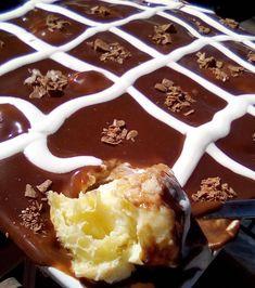 Cake Mix Cookie Recipes, Cake Mix Cookies, Cake Recipes, Cookbook Recipes, Cooking Recipes, Coffee Dessert, Profiterole, Party Desserts, Greek Recipes