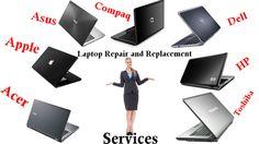Laptop Repair, Apple Laptop, Alienware, Acer, Screen Replacement, Screens, Sony, Samsung, Display