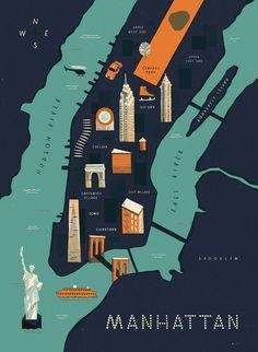 Manhattan | David Doran
