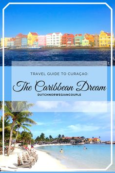 Are Caribbean on your top travel wish list? Then we really recommend you to read this post! The Dutch island Curaçao in the Caribbean is a must-visit destination and for sure will fulfil your dreams of the real Caribbean dream. The Island forms the ABC-Islands together with Aruba and Bonaire. We've both travelled separately to the Island before we met. Continue reading to learn more! Village Hotel, Kingdom Of The Netherlands, Best Flights, Windsurfing, Caribbean Sea, Travel Alone, Beach Day, Solo Travel, Under The Sea