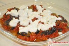Fırında Patlıcan Kızartma Turkish Recipes, Cauliflower, Grains, Chicken, Vegetables, Cooking, Food, Dish, Cauliflowers