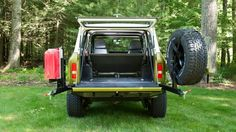 A Modern, Corvette-Powered Jeep Disguised as a Classic Scout Truck | Outside Online