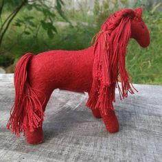 Toys For Girls, Gifts For Girls, Felt Gifts, Natural Toys, Montessori Toys, Wet Felting, Last Minute Gifts, Felt Animals, Cute Gifts