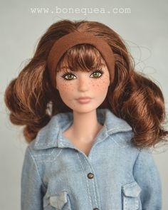 "852 Likes, 24 Comments - Bonequea (@instagramdesandra) on Instagram: ""Nuevo tutorial en www.bonequea.com  #barbie #barbiestyle #ooak #ooakdoll #enhanced…"""