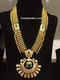Indian Jewellery Designs - Page 2 of 1770 - Latest Indian Jewellery Designs 2020 ~ 22 Carat Gold Jewellery one gram gold Indian Jewellery Design, Indian Jewelry, Jewellery Designs, Gold Temple Jewellery, Gold Jewelry, Gold Bangles, Diamond Jewelry, Rebecca Jewelry, Jewelry Design Earrings