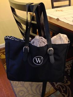 Personalized Gifts For Any Occasion - Simply Personalized Buckle Tote Bag