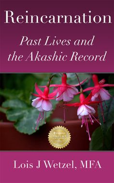 REINCARNATION: PAST LIVES AND THE AKASHIC RECORD - by Lois J. Wetzel, MFA. This is Lois' second book on case studies of past life readings. What she sees resonates deeply with her clients, and that knowledge can powerfully heal them of still active ancient past-life trauma. Parallel and overlapping lifetimes are discussed, and spontaneous past life memories. HotPinkLotus.com