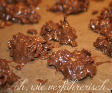 Rezept Schoko-Knusperstücke von madebymaren - Rezept der Kategorie Backen süß