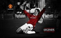 #ManchesterUnited Legends - #OleGunnarSolskjaer #20