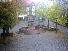 Bensheim im Herbst