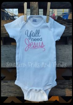 3e87866c3 Items similar to Embroidered Baby Outfit, Embroidered Bodysuit, Baby  Bodysuit, Embroidered Clothing, Baby Clothes, Christian Baby Clothes,  Creeper, ...