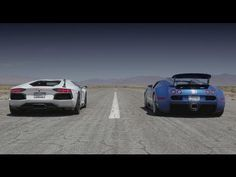 Super Car Drag Race