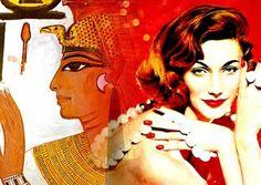 O esmalte vermelho é o preferido entre as mulheres há mais de 5000 anos! Conheça um pouco da história dos esmaltes