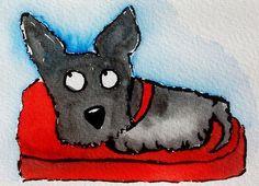 Archy The Scottie Dog by archyscottie