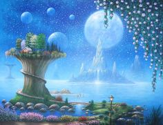 Benny HV Anderson another fabulous visionary artist!