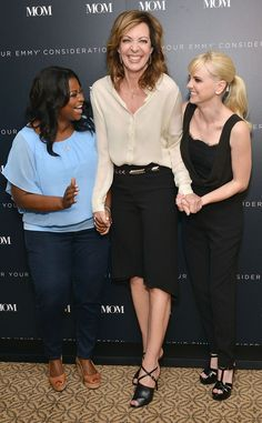 Octavia Spencer, Allison Janney & Anna Faris