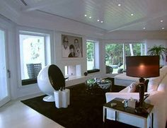 Home Tour :: Celine Dion