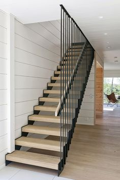 Markki Step into an urban log home Stairs Design Modern home log Markki Step Urban Home Stairs Design, Stair Railing Design, Staircase Railings, Interior Stairs, Stairways, House Design, Staircase Ideas, Spiral Staircases, Staircase Design Modern