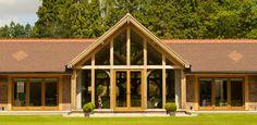 #barn #barnconversion #window #timber #aluminium #windowdesign #landscape #newhome #newbuild #gardendesign #timberwindows #timberdoors