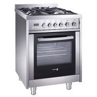 """The Summit Professional 20"""" Gas Range is a sleek looking and efficient range for your kitchen..."""