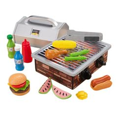 KidKraft 20 Piece BBQ Set & Reviews | Wayfair