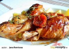 Osso Bucco A la Jardin Vegan No Salt Recipes, Vegan Recipes, Delicious Recipes, Tempeh, Tofu, Tandoori Chicken, Chicken Wings, Baked Potato, Feta