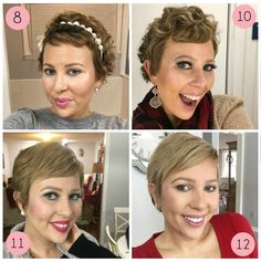 Post-Chemo Growth & Styling Tips - Struggling to grow & style your short hair after chemo? Here are all the tips and products you need to grow and style your hair after chemo. Hair Growth After Chemo, New Hair Growth, Hair Growth Tips, Healthy Hair Growth, Natural Hair Growth, Hair Tips, Best Hair Loss Treatment, Dying Your Hair, Regrow Hair