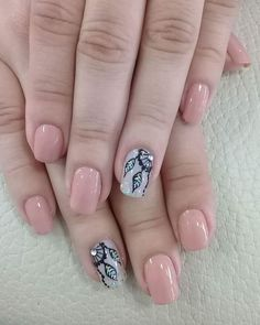 Beauty Nails, Hair Beauty, Animal Nail Art, Nail Tutorials, Nail Inspo, My Nails, Nail Designs, Makeup, Pink Polish