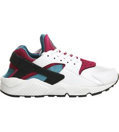 NIKE  HUARACHE color-block air mesh trainers  Price Range from 129-141USD