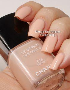 Chanel États Poétiques collection fall 2014: Secret 625