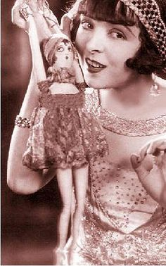Colleen Moore purse-doll 1924.