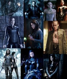 underworld trilogy_UNDERWORLD/EVOLUTION/RISE OF THE LYCANS