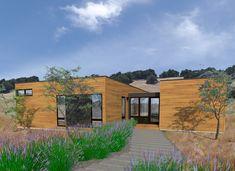 Michelle Kaufmann Studio Introduces New Line of Net-Zero Pre-Fab Designs - Green Building, Net-Zero Energy, Prefab Design, Modular Building - residentialarchitect Magazine