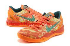 f606860f9d3f Kobe 8 System Bright Citrus Atomic Turquoise All Kobe Shoes