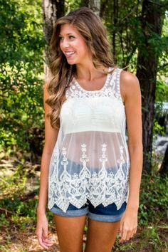 Take Me Home Top - New Arrivals