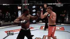 Uriah Hall vs Adam Cella