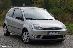 Ford Fiesta Benzyna Klima Mały Przebieg Sprowadzony Opłacony - 1