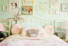 O lindo quarto da Georgina! - Casinha Arrumada